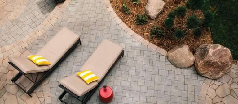Belgard pavers in many styles, shapes and colors available