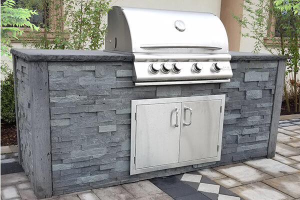 Kitchens & Grill Islands Clifrock-kitchen