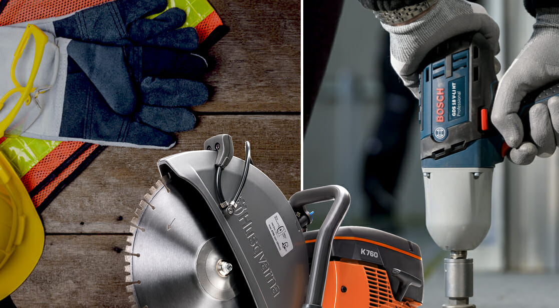 Power Tools.  When to repair and when to replace.